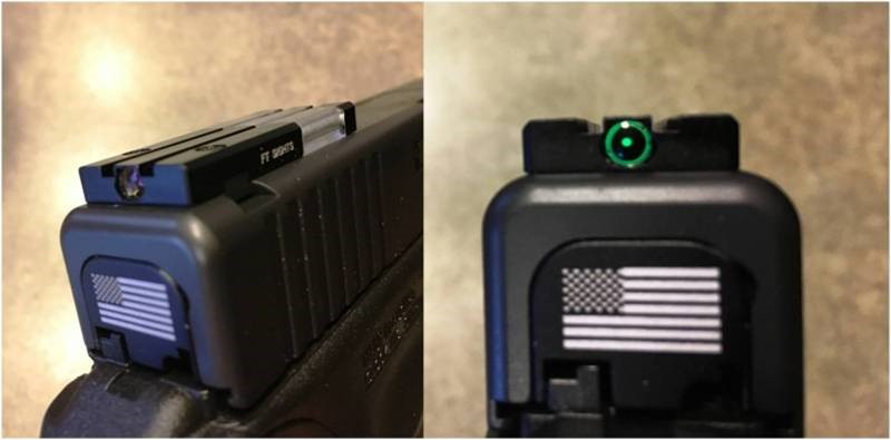 Review: Meprolight FT Bullseye Green Dot | Page 2 | The Leading