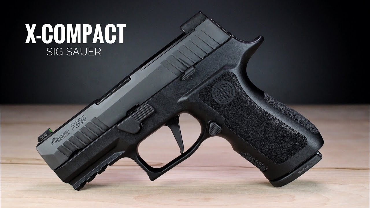 General thoughts on the Sig P320 X-Compact    | The Leading