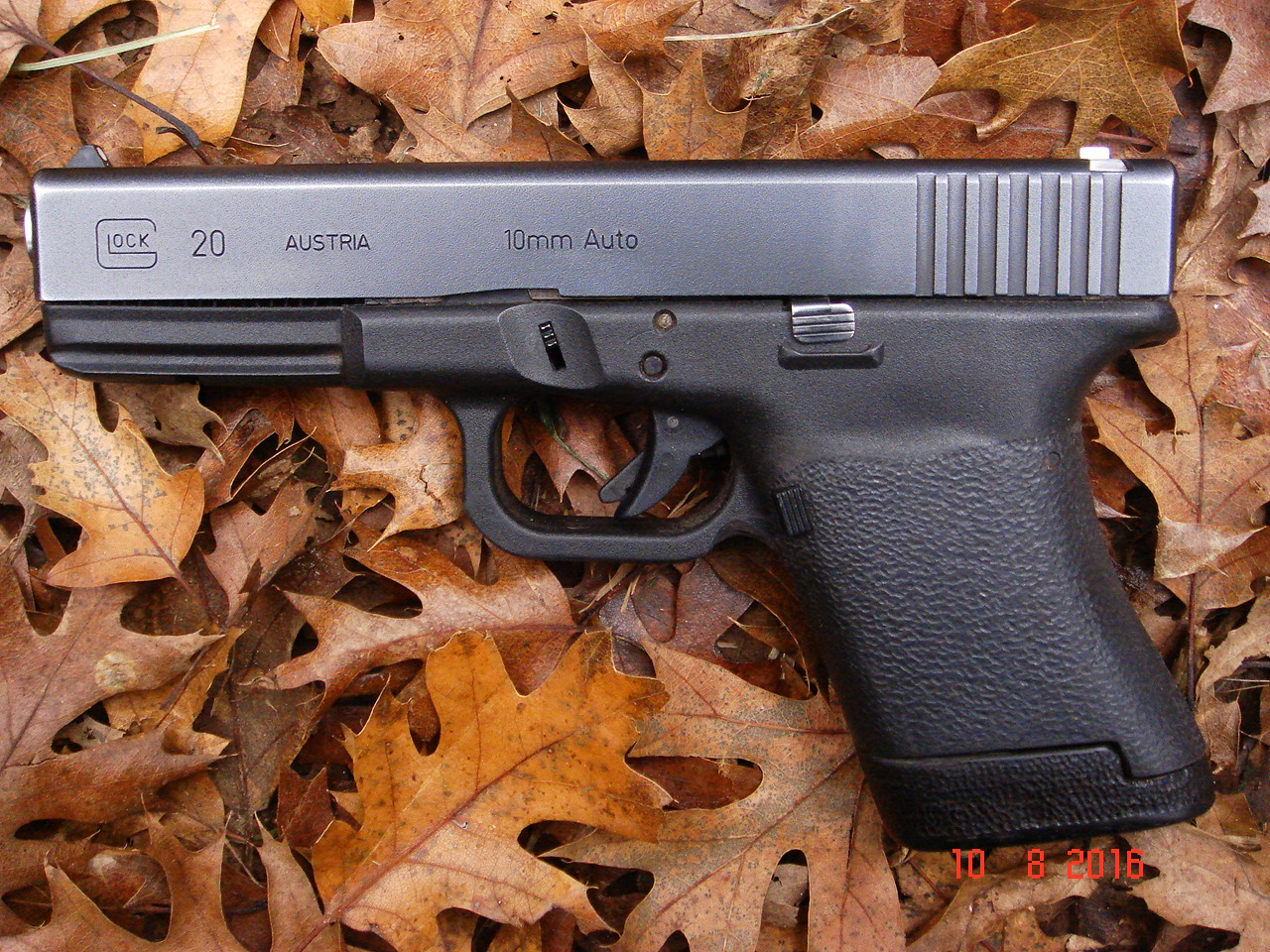 10mm barrel in Glock 21c? | The Leading Glock Forum and