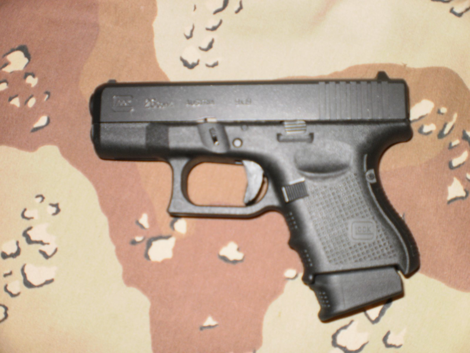 Glock 27 Gen3 with 11 rounds, boom! | Page 2 | The Leading Glock