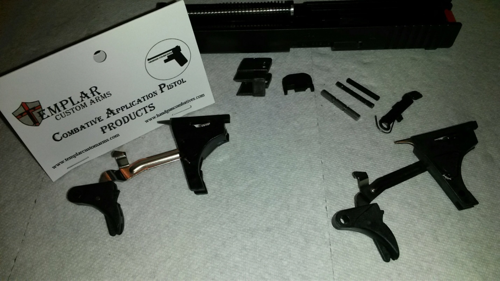 Article - Make your Glock trigger feel like a 1911! | The