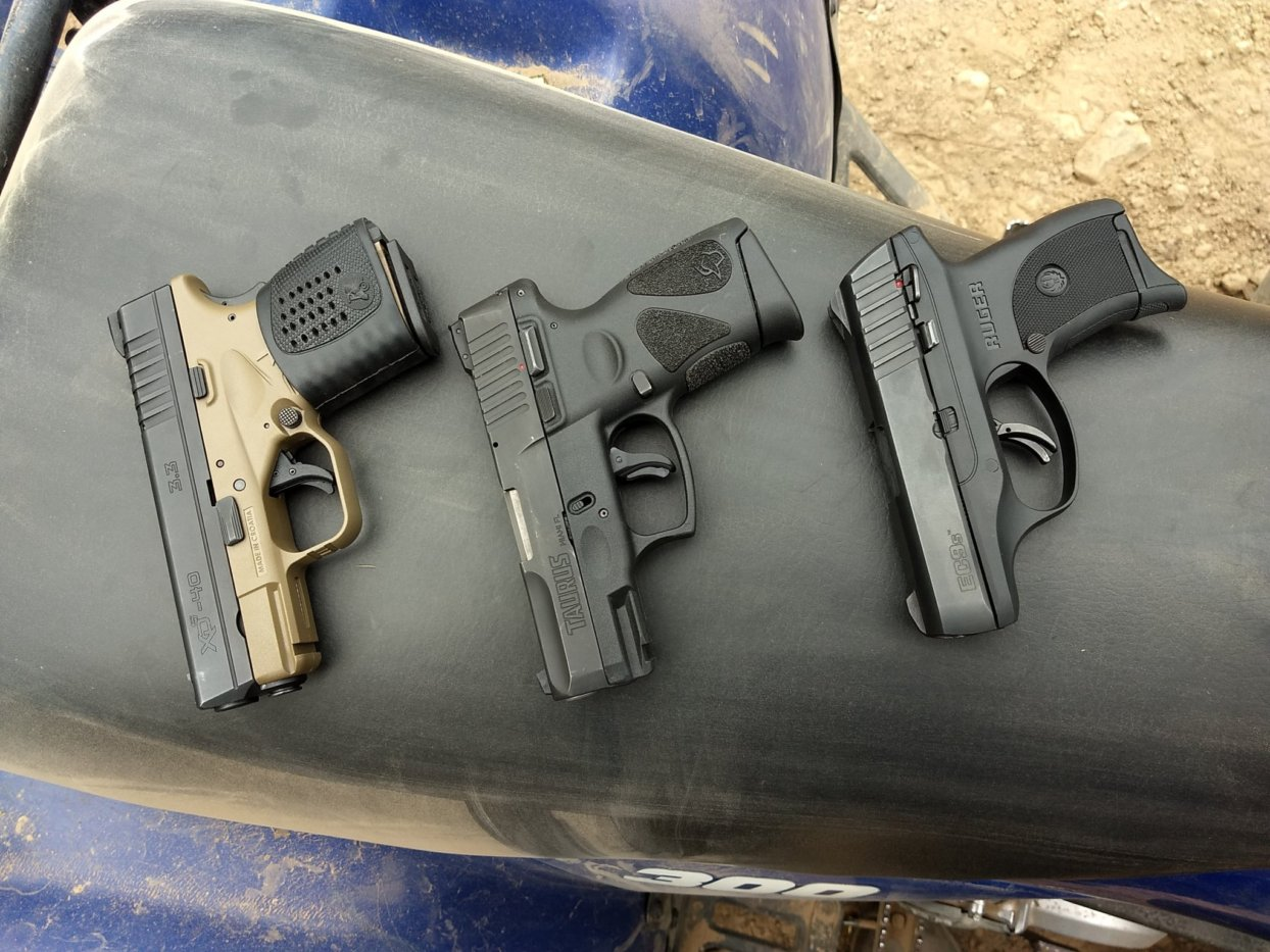 Ruger ec9s | The Leading Glock Forum and Community
