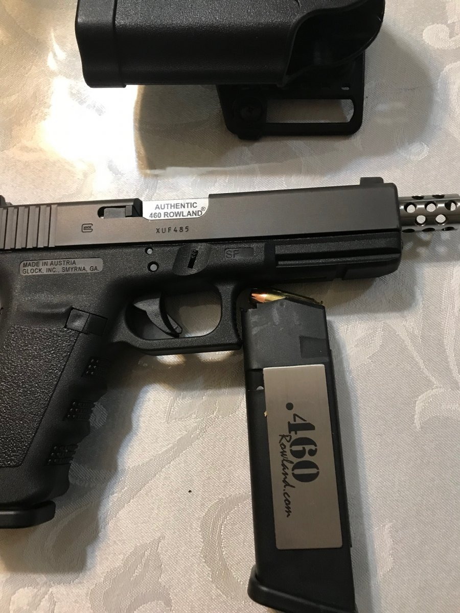 Glock 21 -  460 Rowland | The Leading Glock Forum and