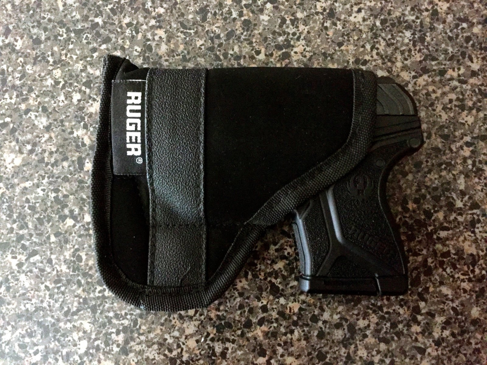 Pocket carry G42 in soft holsfer  Safe?   Page 5   The