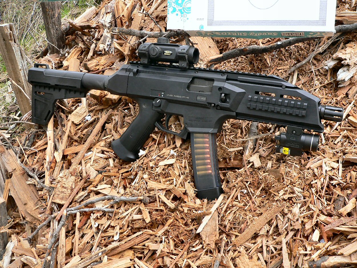 Thoughts of the CZ Scorpion EVO? | The Leading Glock Forum and