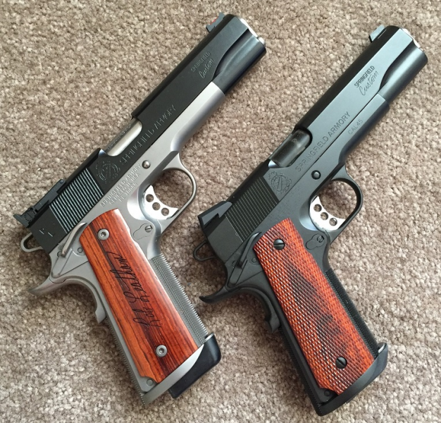 Colt competition or Springfield Range Officer Operator