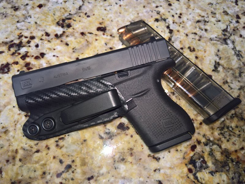 Glock 43 - Glock 43 ETS mags | The Leading Glock Forum and Community