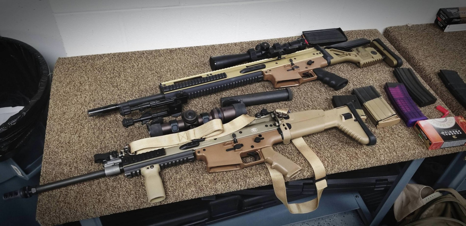 Is anyone buying an FN SCAR 20S?
