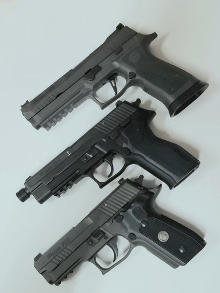 Sig P320 X5 Legion Coming   The Leading Glock Forum and Community