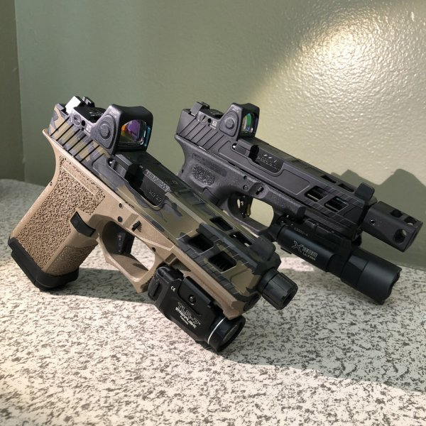 G19 and P80 940C with RMR | The Leading Glock Forum and